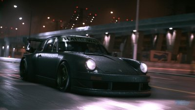 В марте появится новая версия Need for Speed для PC