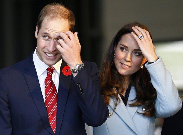 СМИ: Кейт Миддлтон беременна двойней