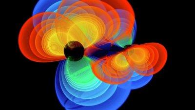 Зонд «Ферми» нашел источник пойманных LIGO гравитационных волн