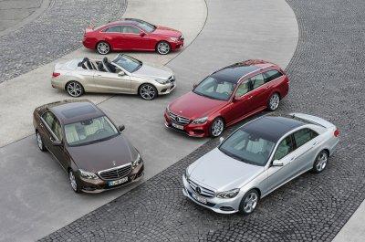 В России подорожали автомобили марки Mercedes-Benz