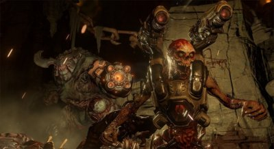 id Software: ����������� Doom ������ 13 �����