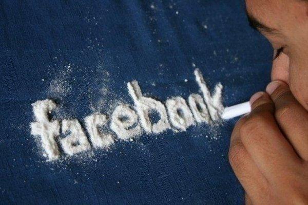 Ученые: Влияние Facebook на мозг сравнимо с действием кокаина