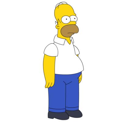 Гомер Симпсон в прямом эфире ответит на вопросы поклонников