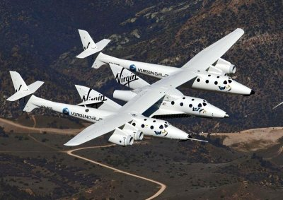 Virgin Galactic ���������� ������� ������������� ������������ �������