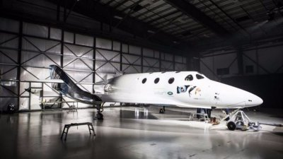 Virgin Galactic ����������� ����� ����������� ������� SpaceShipTwo