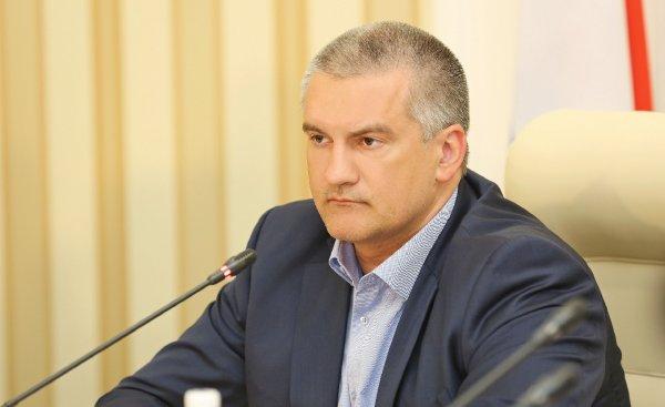 Глава Крыма ввел особое положение из-за нехватки пресной воды