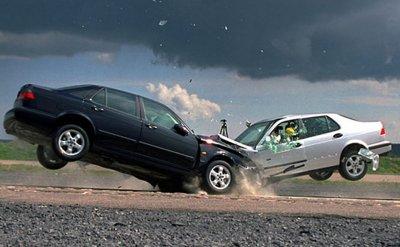 На Алтае в столкновении двух автомашин пострадали трое детей и шестеро взрослых