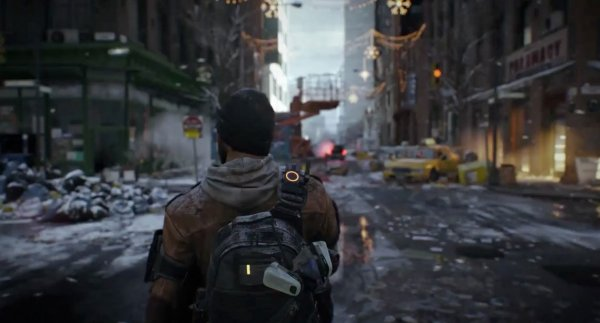 Ubisoft ��������� ������� ������� �� Tom Clancy�s The Division
