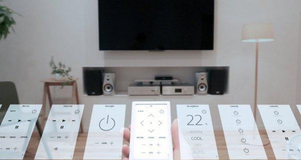 В Японии доступен для предзаказа универсальный пульт ДУ Sony Huis