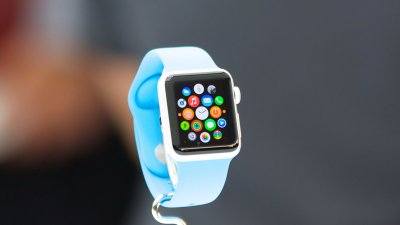 Apple продала 4,1 млн Apple Watch за IV квартал 2015 года