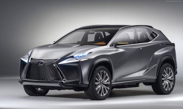 Автокомпания Lexus запатентовала название для нового кроссовера