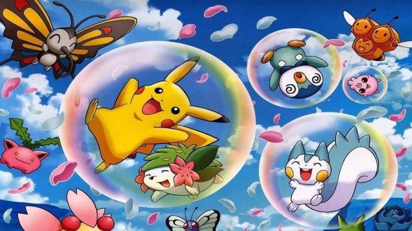 Компания Nintendo представила новые игры про покемонов