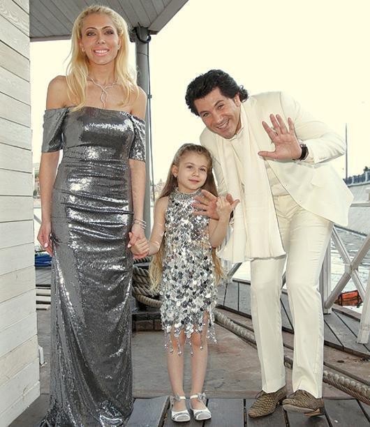 фото авраам руссо с семьей