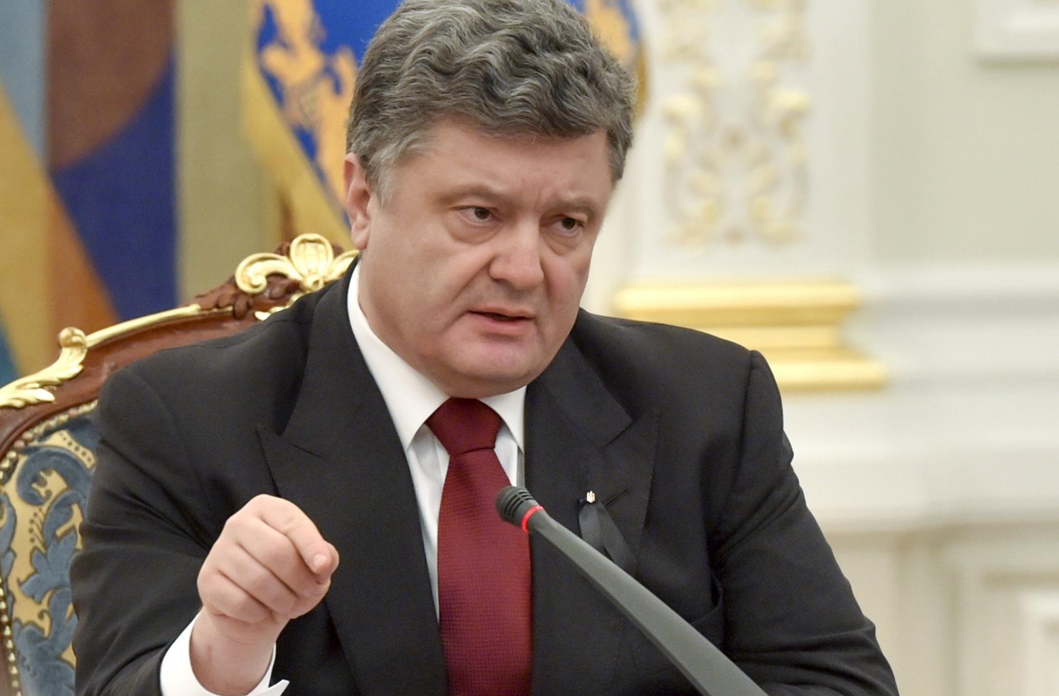 Петр Порошенко снова приедет в Харьков