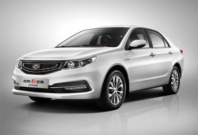 Geely ���������� ����������� ���������� ������������ ������ Vision