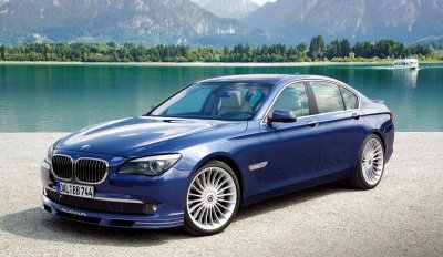 В Женеве представили флагман Alpina B7 Bi-Turbo
