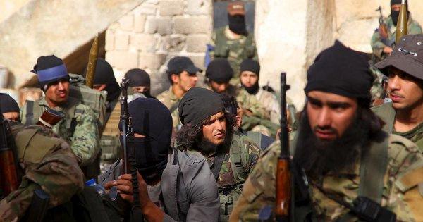 В Сирии боевики держали тысячу рабов под Дамаском