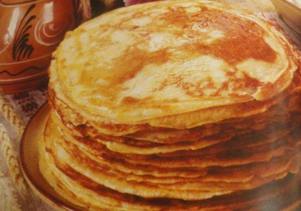 Вкусная Масленица: История и традиции