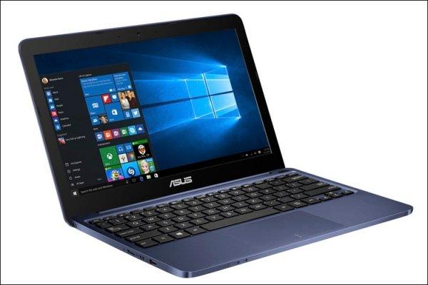 Компактный ноутбук ASUS VivoBook E200HA оценили в 200 долларов