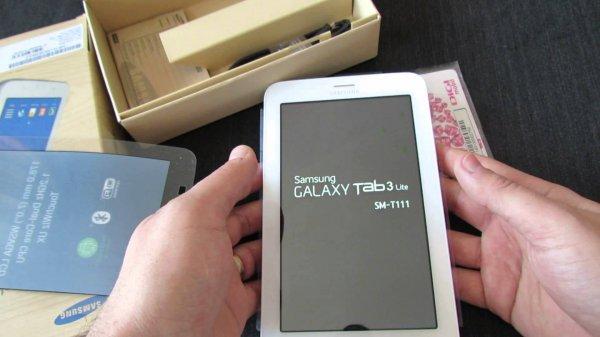 Обновленный планшет Samsung Galaxy Tab 3 Lite готовится к выходу