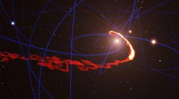 Ученые раскрыли секрет «продолговатых» галактик ранней Вселенной