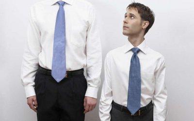 Ученые объяснили связь роста и веса человека с уровнем его доходов
