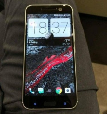Новые фотографии HTC One M10 появились в Сети