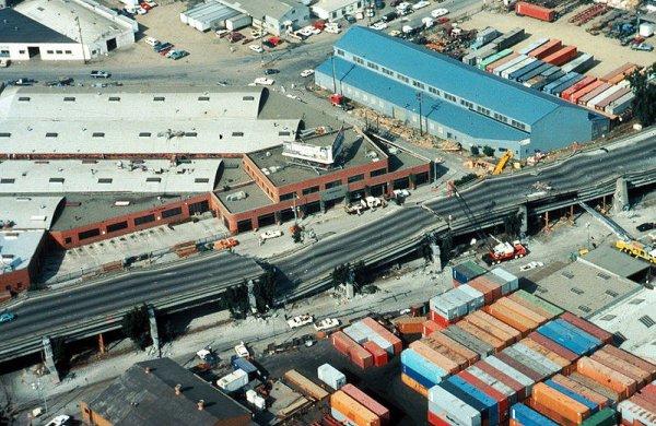 Ученые предсказывают мощное землетрясение в Калифорнии