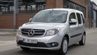 Mercedes-Benz ���������� ����� ������ Citan � �������