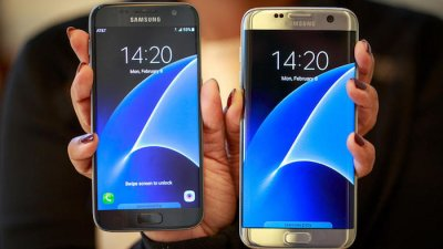 Найдена неанонсированная функция фаблета Galaxy S7