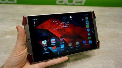 Acer вывел на российский рынок игровой планшет Predator 8