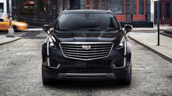 Концерн Cadillac представит бюджетную версию нового XT5 с турбомотором