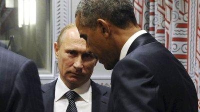 СМИ: Решение Путина вывести войска из Сирии поставило Обаму в тупик
