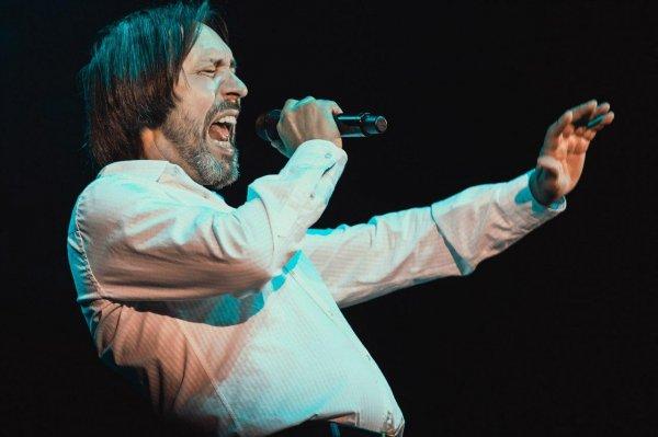 Николай Носков покорил жителей Ульяновска новыми песнями