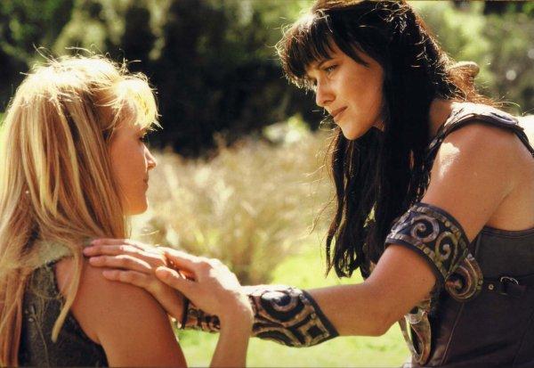В новых сезонах сериала «Зена – королева воинов» главные героини станут лесбиянками