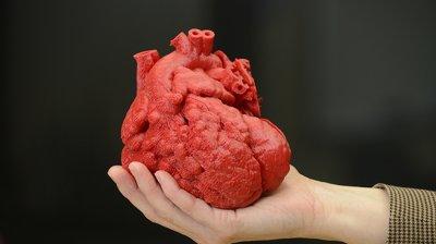 Ученые создали наноткань, способную лечить сердце через интернет