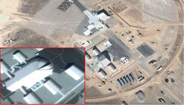 Уфолог: Власти США скрывают в «Зоне S4» 30-метровый НЛО