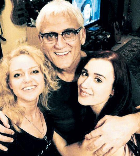 СМИ стали известны новые детали о дочери певца Александра Маршала