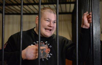 «Рыжий Тарзан» освободился из красноярской колонии после пяти лет заключения