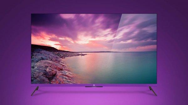 Xiaomi анонсировала выход SMART-TV с изогнутым экраном