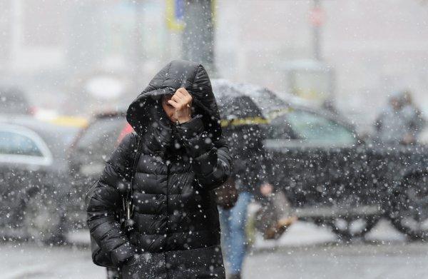 Гидрометцентр: На Москву надвигается сильная метель