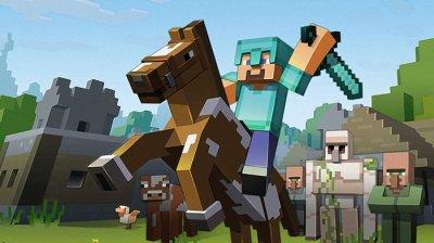 Microsoft планирует выпустить Minecraft для Samsung Gear VR