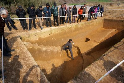 Китайские ученые нашли дамбу, возраст которой превышает 5 тысяч лет