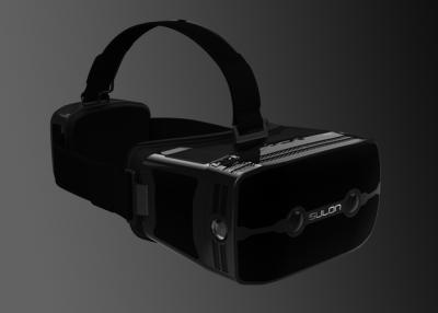 Технологию носимого AR/VR-компьютера Sulon Q показали в действии