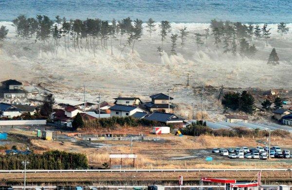 Ученые предложили в виртуальной реальности обучать японцев поведению при цунами