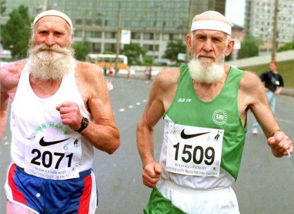 Ученые: Чем быстрее человек ходит, тем дольше живет