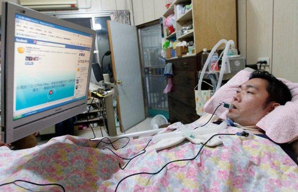 В России создадут социальную сеть для парализованных
