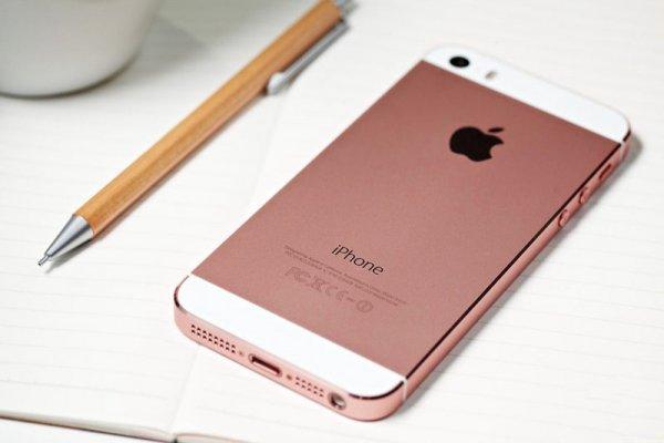 Apple объяснила название нового смартфона iPhone SE