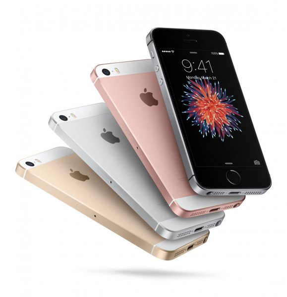 ������� Touch ID � ��������� iPhone SE �������� ���������, ��� � iPhone 6S