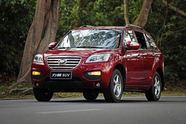 Названы десять самых популярных в России китайских автомобилей
